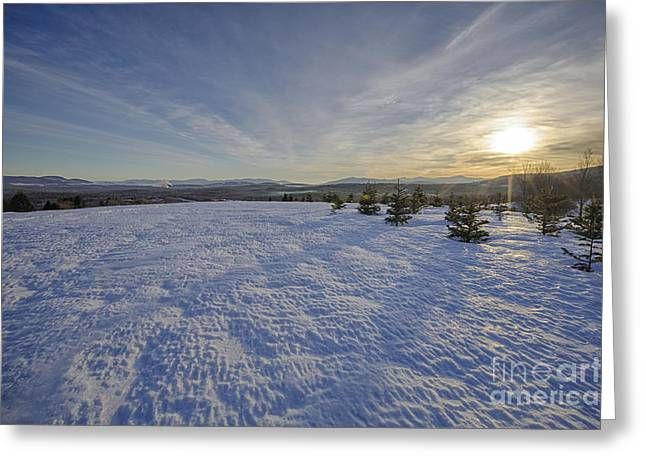 Peaceful Scene Greeting Cards - The Rocks Estate - Bethlehem New Hampshire USA Greeting Card by Erin Paul Donovan