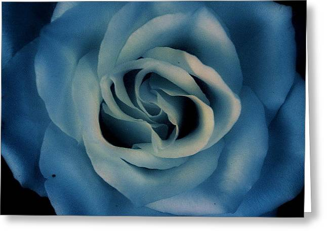 The Scent Of Your Soul Greeting Card by Marija Djedovic
