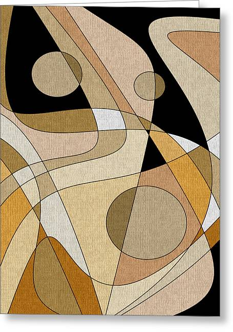Muted Palette Greeting Cards - The Soloist Greeting Card by Val Arie