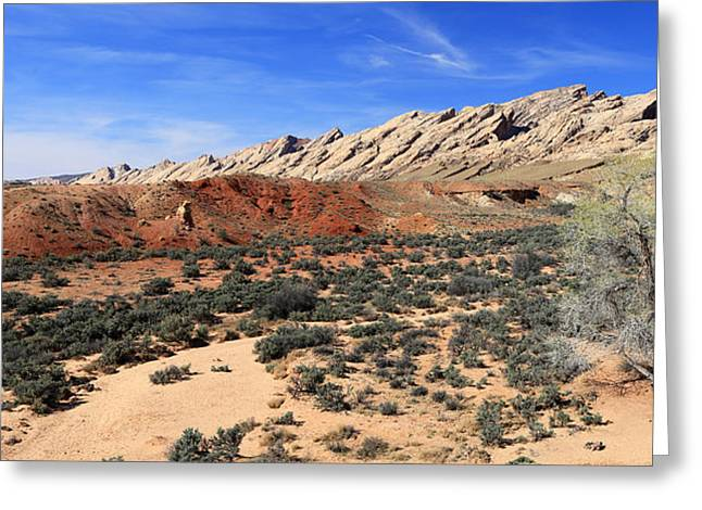 Southern Utah Greeting Cards - The Southern Reef Greeting Card by Johnny Adolphson