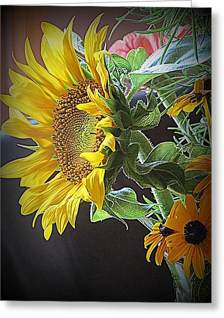 Kkphoto1 Greeting Cards - The Standout  Greeting Card by Kay Novy