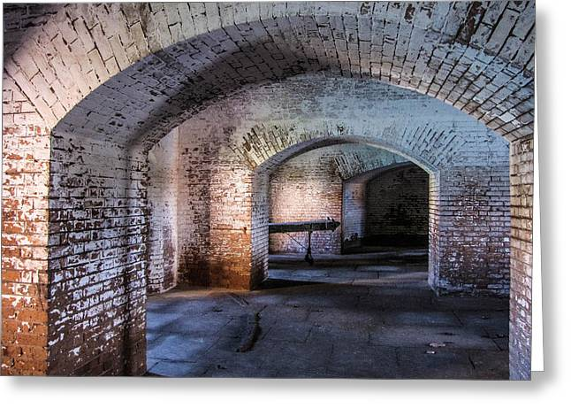 Dry Tortugas Greeting Cards - The Stories to Be Told Greeting Card by Beth Harcek