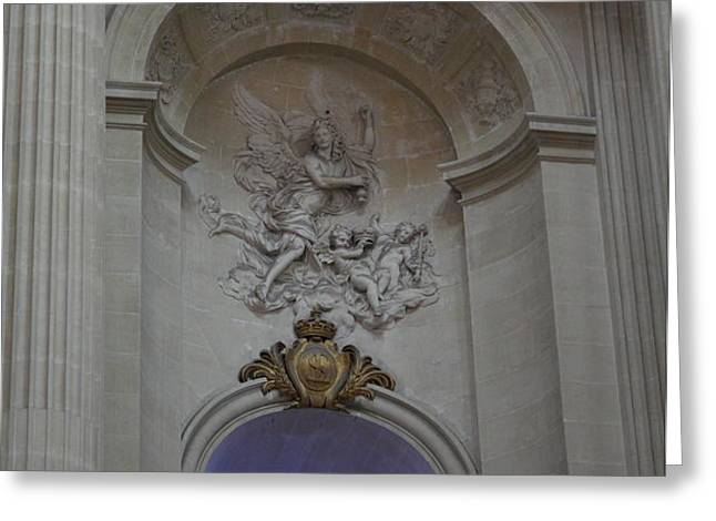 The Tombs at Les Invalides - Paris France - 011332 Greeting Card by DC Photographer