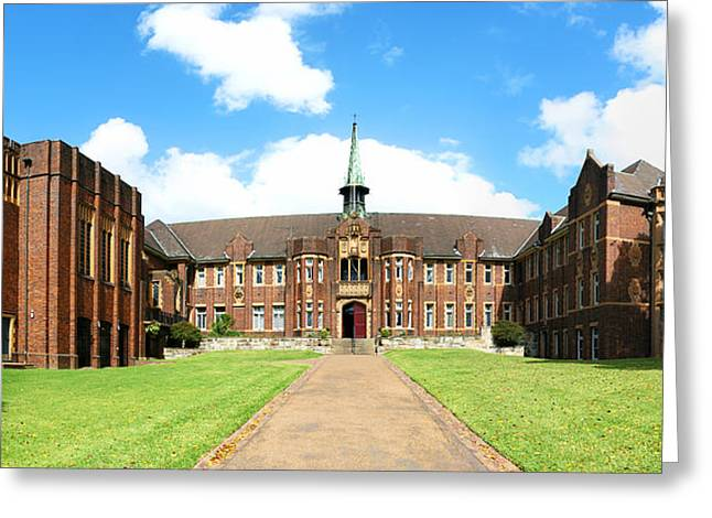 The Quadrangle Greeting Cards - The University of Sydney Greeting Card by Nomad Art And  Design