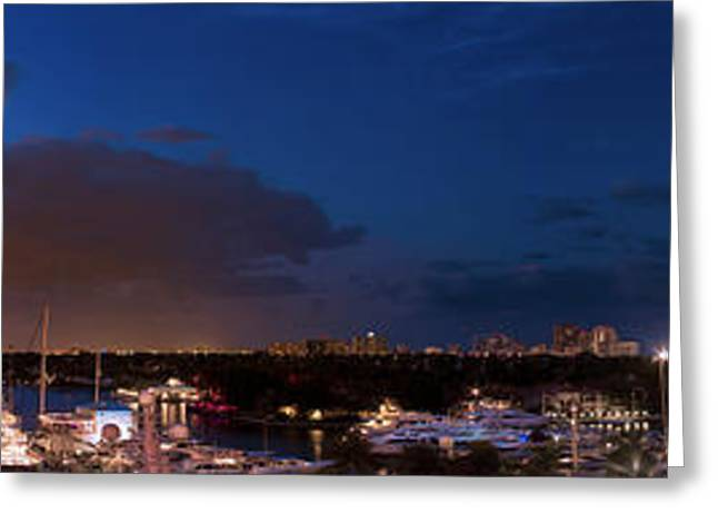 Large Scale Greeting Cards - The Venice of America Greeting Card by Mark Andrew Thomas