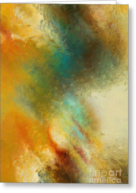 Mind Of God Greeting Cards - The Weapons Of The Enemy. John 8 44 Greeting Card by Mark Lawrence