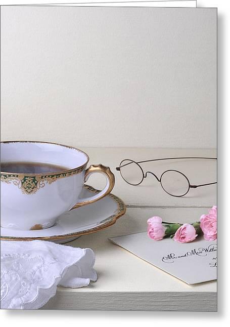 The Wedding Invitation Greeting Card by Krasimir Tolev