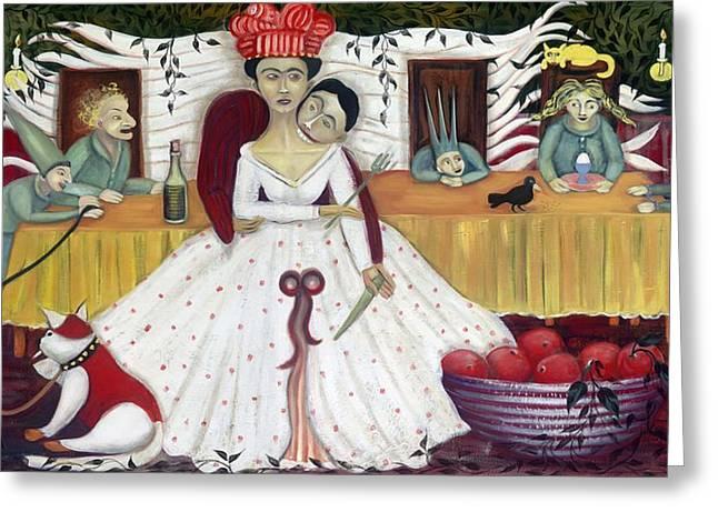 The Wedding Greeting Card by Jennifer Taylor