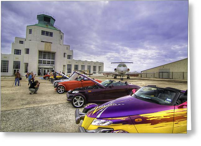 Aviation Greeting Cards - The Wheels Half Greeting Card by Tim Stanley
