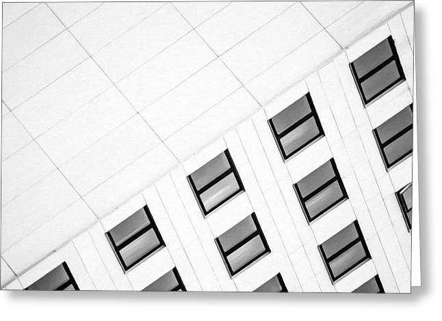 Rent House Greeting Cards - The White House Greeting Card by Toppart Sweden