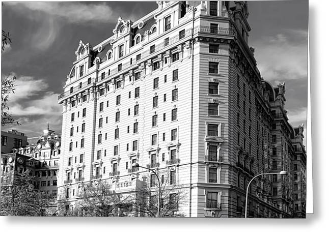 The Willard Hotel Greeting Card by Olivier Le Queinec