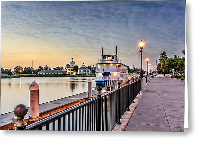 Phil Clark Photographs Greeting Cards - The Matthew McKinley Greeting Card by Phil Clark