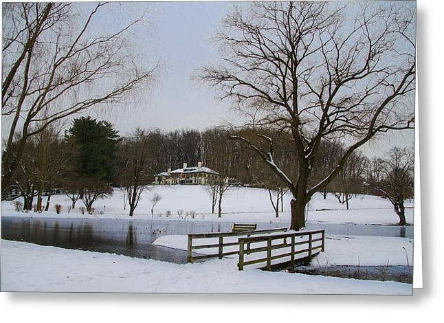 Radnor Greeting Cards - The Willows  Skunk Hollow Park Greeting Card by Bill Cannon