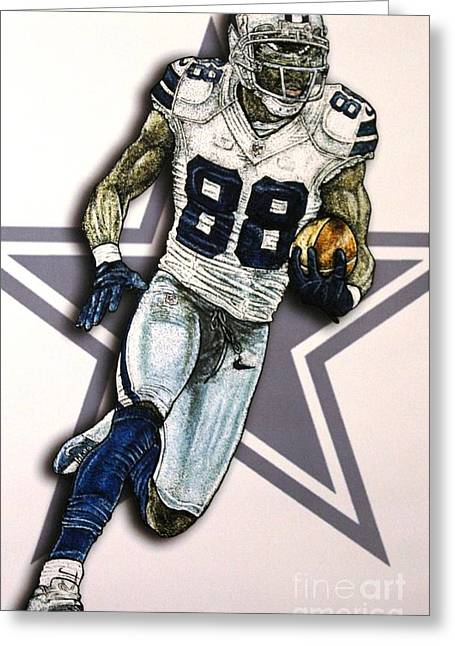 Recently Sold -  - Bryant Paintings Greeting Cards - The X-Factor Greeting Card by Anthony Young