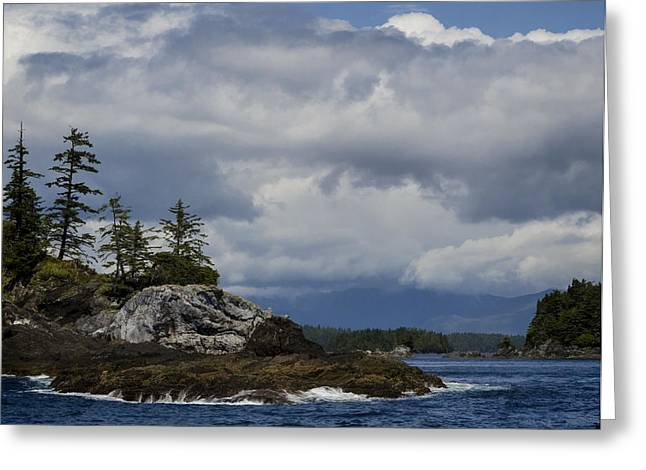 Ocean Art Photography Greeting Cards - There Is So Much - West Coast Series by Jordan Blackstone Greeting Card by Jordan Blackstone