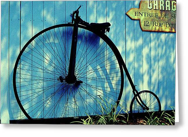 Another Time Greeting Cards - They Dont Make em Like They Used To Greeting Card by Mike Flynn