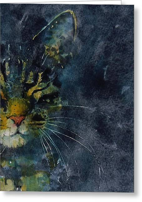 Thinking Of You Greeting Card by Paul Lovering