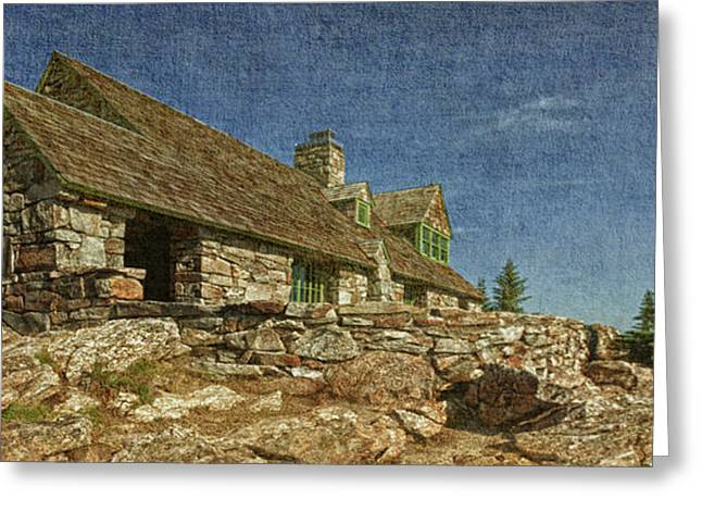 Spokane Greeting Cards - Third Pigs House Greeting Card by Reflective Moment Photography And Digital Art Images