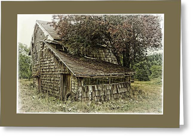 Photo Gallery Website Greeting Cards - This Old House Greeting Card by Thom Zehrfeld