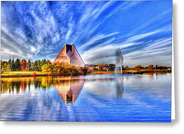 This Photo Is Worth A Mint...wrcm Greeting Card by Larry Trupp