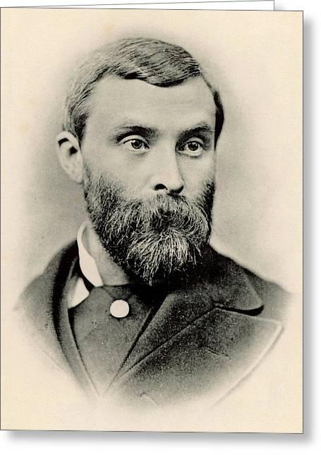 Thomas Lauder Brunton Greeting Card by Universal History Archive/uig