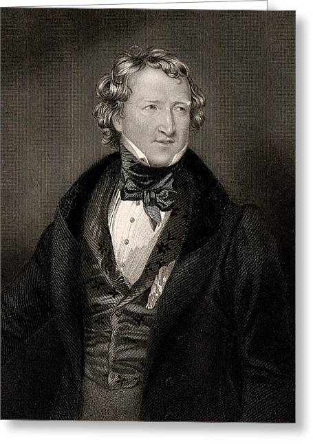 Thomas Wakley Greeting Card by Universal History Archive/uig
