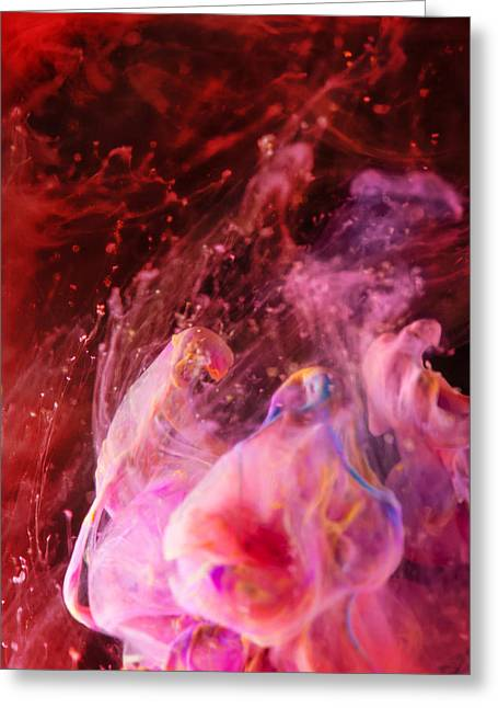 Thoughts - Abstract Photography Art Greeting Card by Modern Art Prints