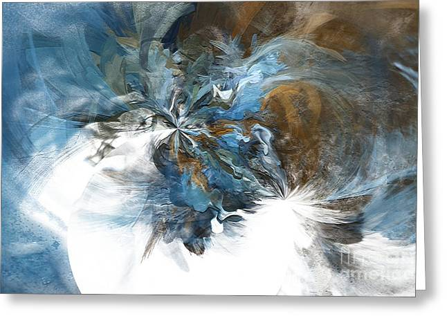 Water In Caves Greeting Cards - Tide Coming In Greeting Card by Margie Chapman