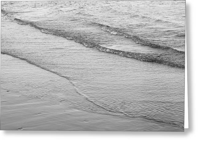 Kelly Photographs Greeting Cards - Tide Greeting Card by Kelly Howe