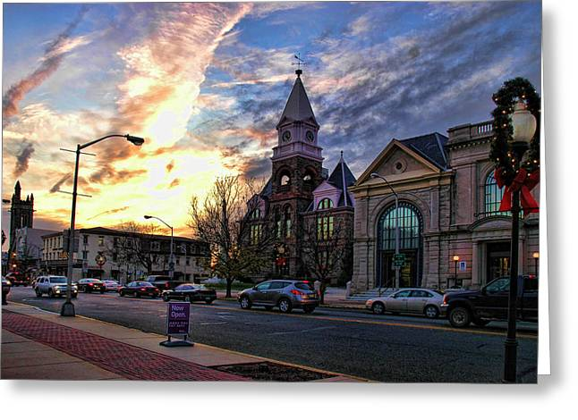 Woodbury Greeting Cards - Time to go home Greeting Card by Robert Culver