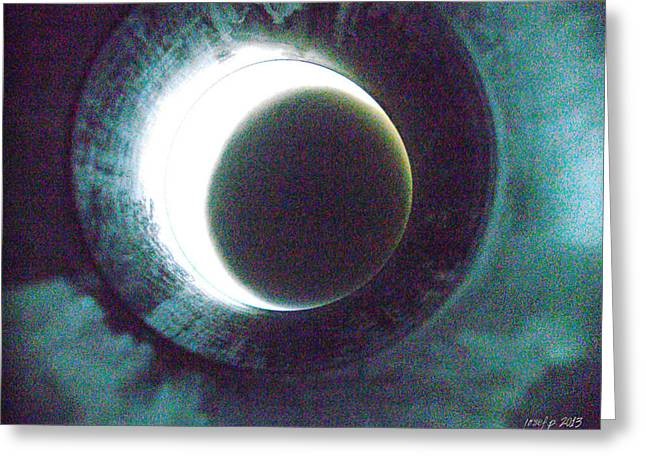Original Photographs Greeting Cards - Time Travel Two Greeting Card by Sir Josef  Putsche Social Critic
