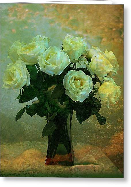 Timeless Greeting Card by Shirley Sirois