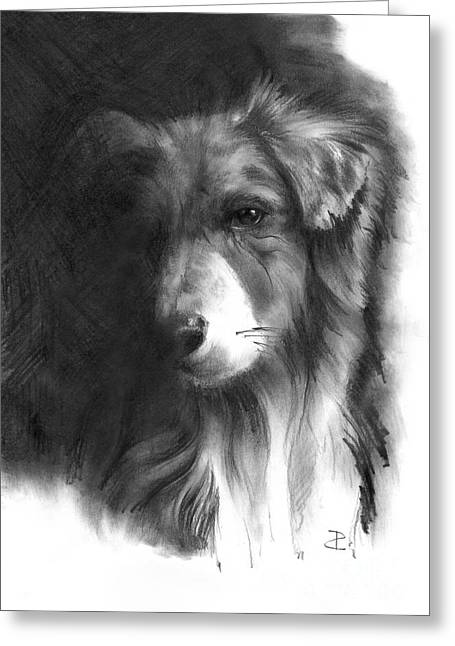 Best Friend Greeting Cards - Timmy Greeting Card by Paul Davenport