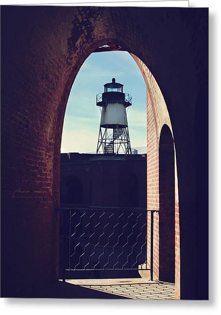 To Light The Way Greeting Card by Laurie Search