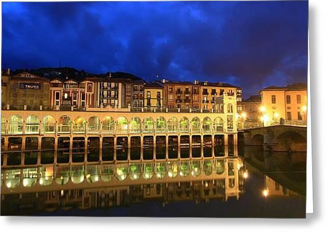 Tolosa 4 Greeting Card by Mariusz Czajkowski