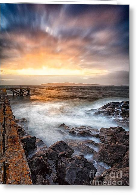 Ayrshire Greeting Cards - Tomorrow Greeting Card by John Farnan