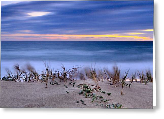Europe Greeting Cards - Windy Greeting Card by Guido Montanes Castillo