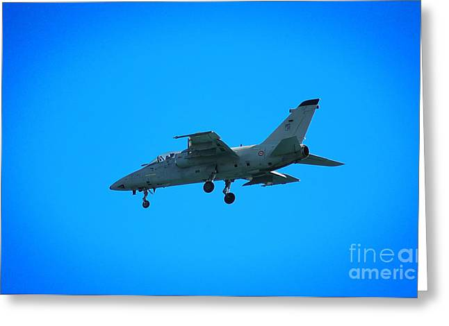 Aerospace Industry Greeting Cards - Tornado Greeting Card by Stefano Senise