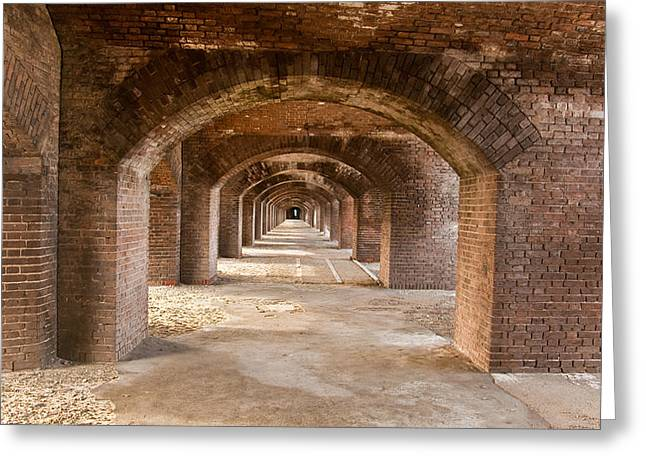 Dry Tortugas Greeting Cards - Tortugas Greeting Card by Patrick  Flynn