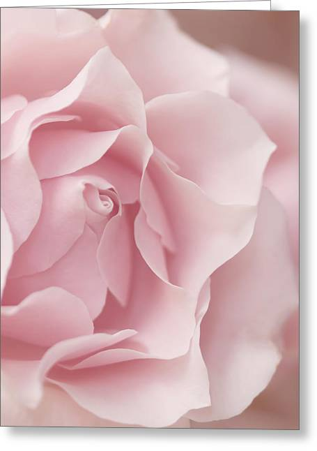 Innocence Greeting Cards - Touch of Love Greeting Card by Kim Hojnacki