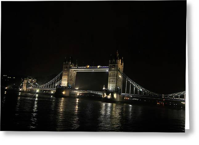 Frederico Borges Photographs Greeting Cards - Tower Bridge Greeting Card by Frederico Borges