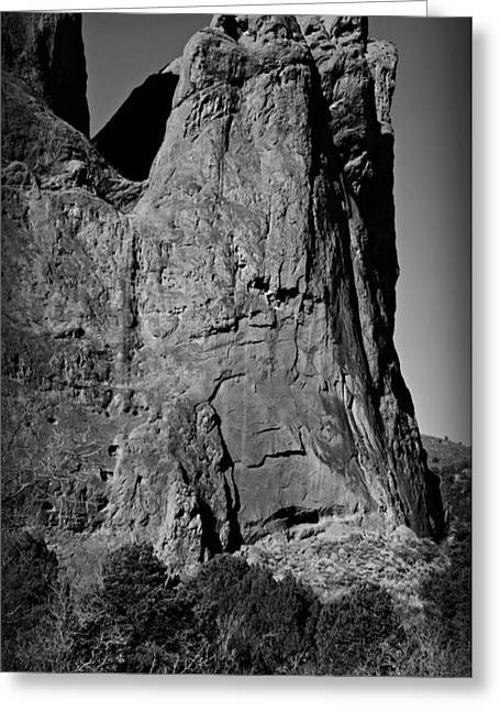 Monolith Greeting Cards - Tower of Babel Greeting Card by Stephen Stookey