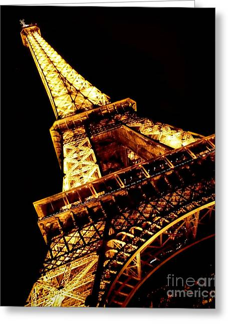 Gustave Photographs Greeting Cards - Towering Greeting Card by Heather Applegate