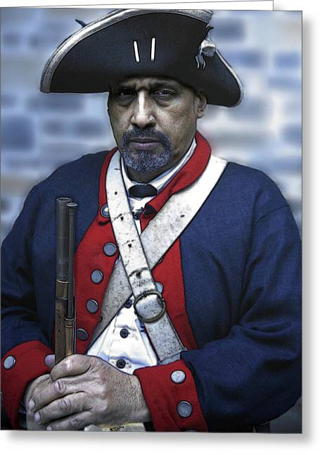 Battle Of Trenton Greeting Cards - Tradition Greeting Card by Guy Ciarcia