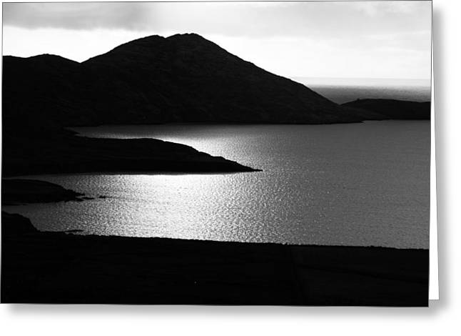 Rural Images Greeting Cards - Tranquil Shore Greeting Card by Aidan Moran