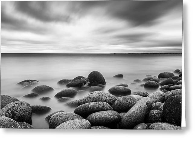 Best Ocean Photography Greeting Cards - Tranquility 5 Greeting Card by Gunnar Orn Arnason