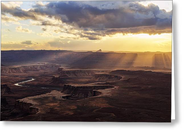 Southern Utah Greeting Cards - Transformation Greeting Card by Dustin  LeFevre