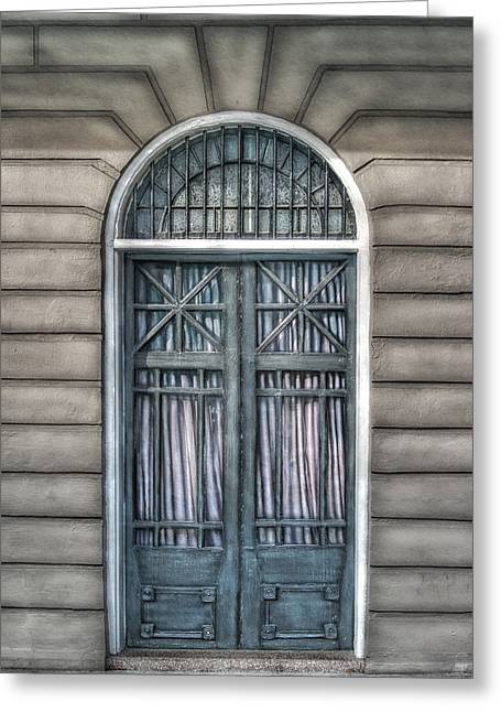 Brenda Bryant Photography Greeting Cards - Trimestre De Porte Fracasse  Greeting Card by Brenda Bryant