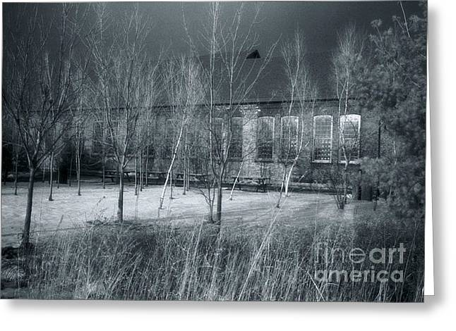 Historic Site Greeting Cards - Trolley Museum Greeting Card by Jim Cook