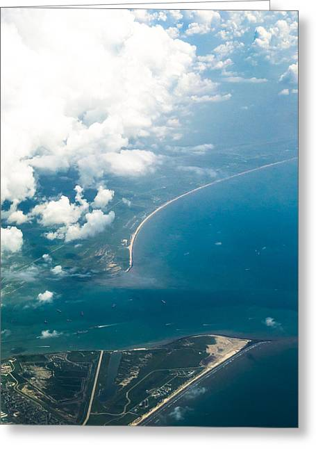 Window Seat Greeting Cards - Tropical Waters Greeting Card by Shelby  Young
